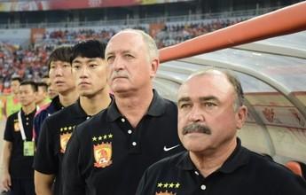 Time de Felipão aplica goleada de  7 a 0 na China: assista ao gols