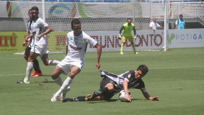 Alecrim x ABC - Campeonato Potiguar -  Arena das Dunas (Foto: Fabiano de Oliveira)