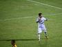 """Naldinho celebra """"estrela"""" em vitória do Bafo, e pode recuperar titularidade"""