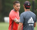 De volta, Guerrero pega Palestino e estreia contra estrangeiros pelo Fla
