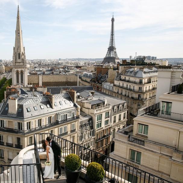 Impossível resistir ao romantismo de Paris! (Foto: Divulgação)