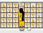 Charge: Falcão conquista mundial pelo Sorocaba e completa sala de troféus