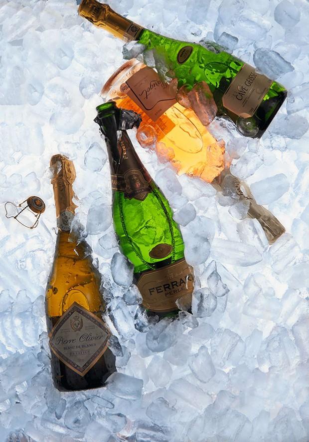 Champanhe (Foto: Thiago Justo)
