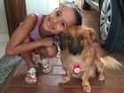 Cachorro foge e encontra donos em bairro 5 km distante de casa em MS
