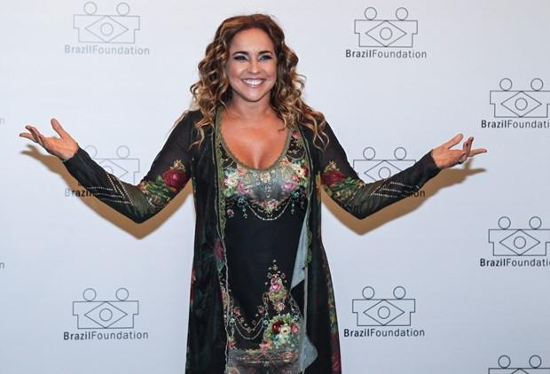 Daniela Mercury (Foto: Manuela Scarpa/Foto Rio News)