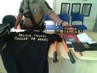 Suspeitos de comprar votos são presos com cestas básicas