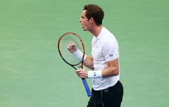Murray consegue virada sobre francês e será o rival de Bellucci na 3ª fase