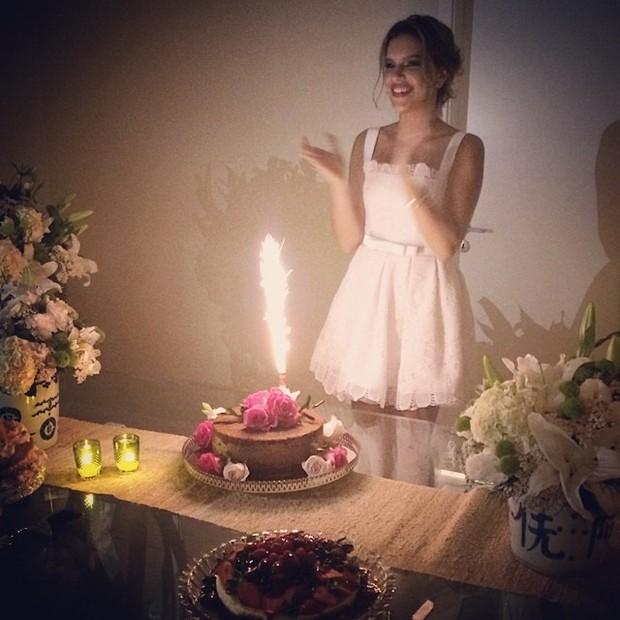 9574736142bcd Mariana Rios comemora aniversário (Foto  Instagram  Reprodução)