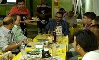 Inter TV leva grupo de clientes para conhecer os pratos do 'Comida Di Buteco'