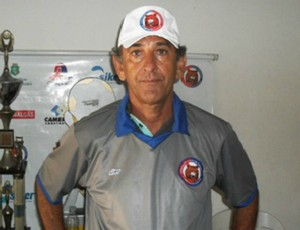 Danilo Augusto, técnico do Tiradentes (Foto: Everaldo Baima/Site Artilheiro)