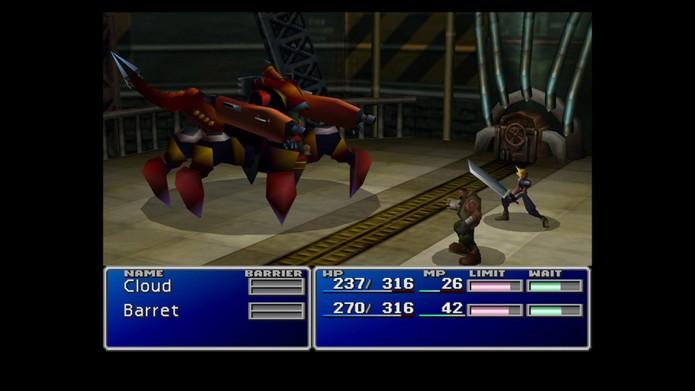Final Fantasy 7 é um dos jogos mais caros de seu tempo (Foto: Divulgação/Square Enix)