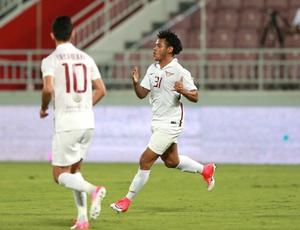 BLOG: Com direito a golaço, Romarinho faz hat-trick em vitória do El Jaish no Catar