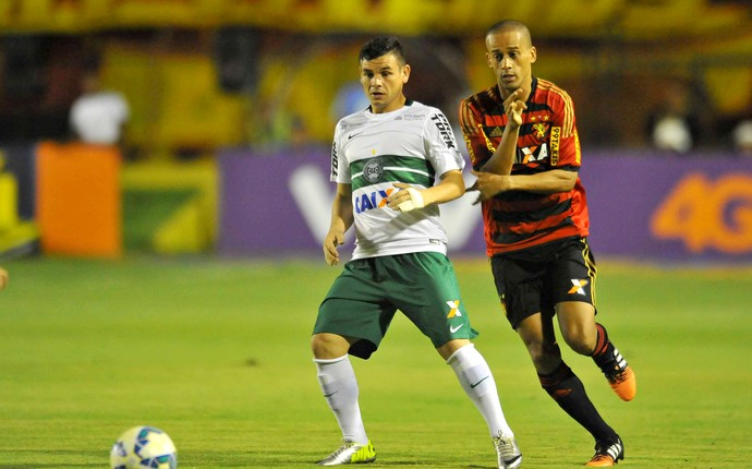 Sport x Coritiba Série A (Foto: Antônio Carneiro/Pernambuco Press)