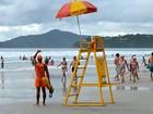 Baixada e Vale do Ribeira têm 438 vagas para guarda-vidas temporário