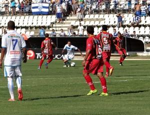 CSA x Sport - jogo 2 (Foto: Viviane Leão/GLOBOESPORTE.COM)