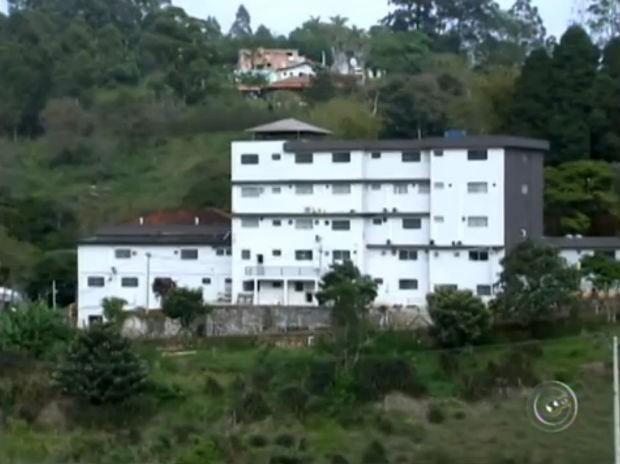 Instituto Royal em São Roque (Foto: Reprodução/TV TEM)