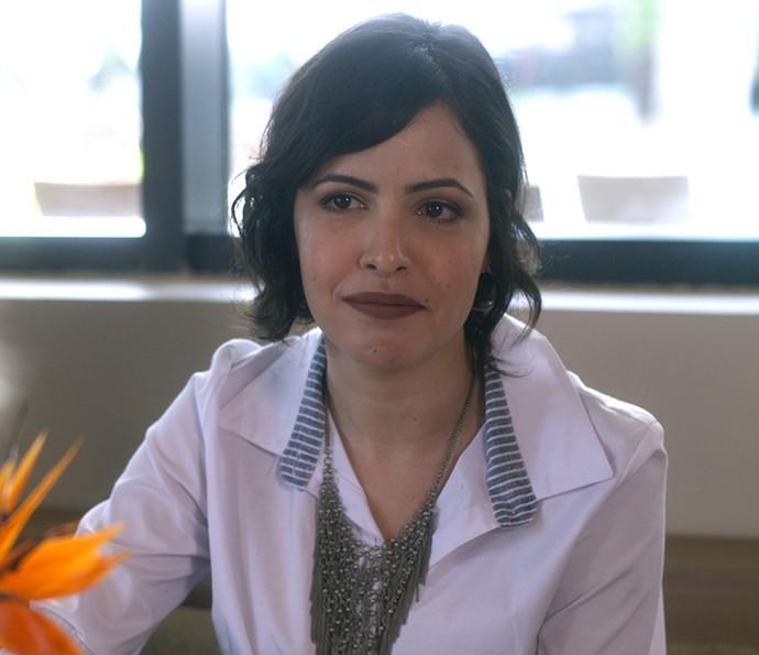 Vanessa deixa escapar algumas informações para Pedro (Foto: TV Globo)