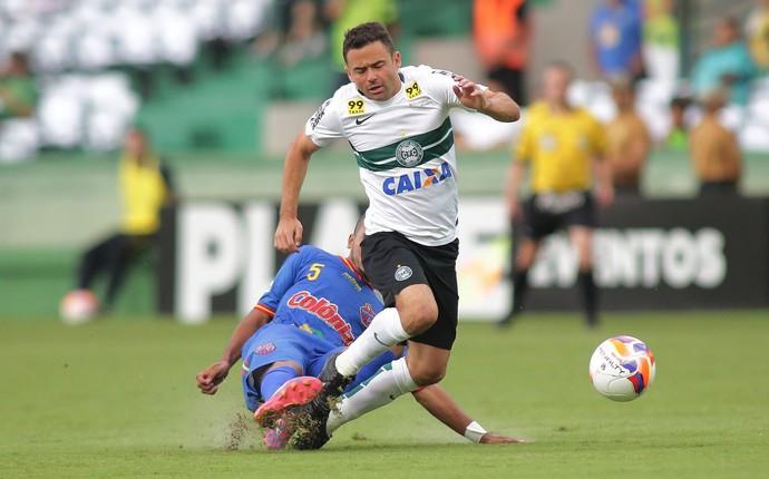 Juan Coritiba Toledo Couto Pereira (Foto: Giuliano Gomes/PR PRESS)