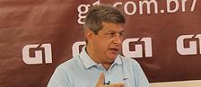 Zé Filho promete concluir ampliação da Major César (Patricia Andrade/G1)