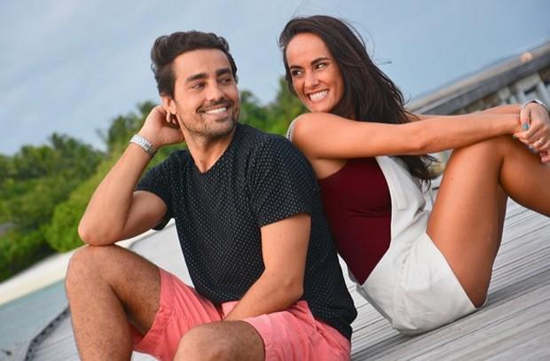 Francisca e Ricardo Pereira (Foto: Reprodução / Instagram)