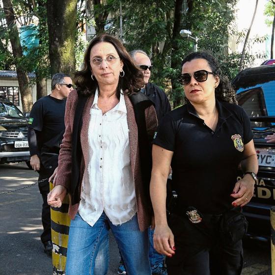 Andrea Neves irmã do senador Aécio Neves (Foto:  FLÁVIO TAVARES/HOJE EM DIA/ESTADÃO CONTEÚDO)