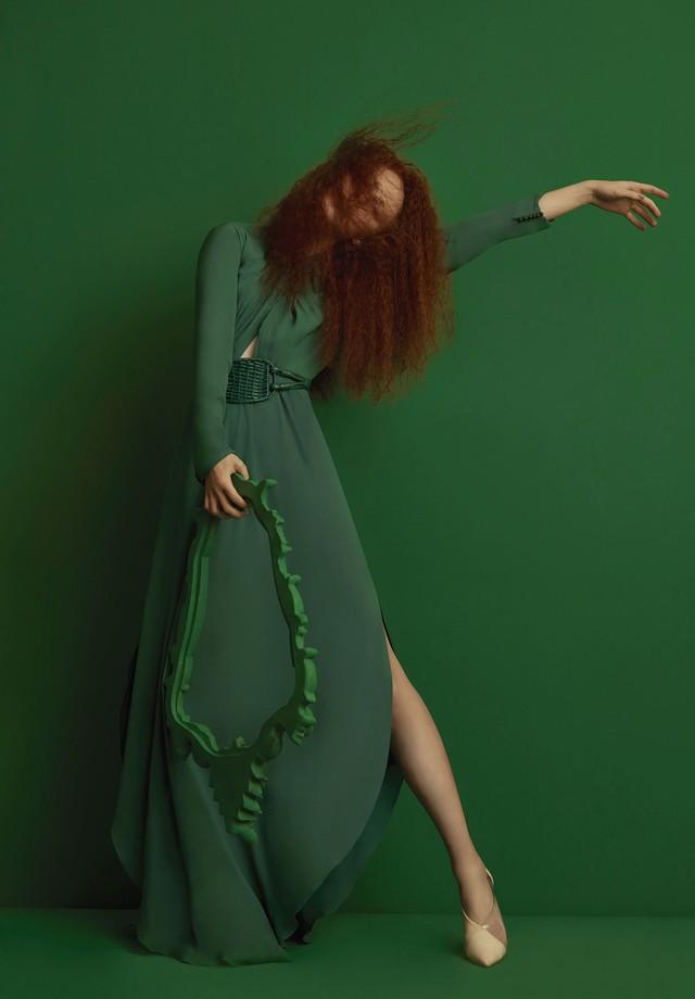 Marcele Helin, modelo (Foto: Josefina Bietti)