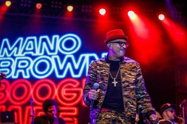 Mano Borwn estará no Camarote São Paulo (Foto: Reprodução Instagram)