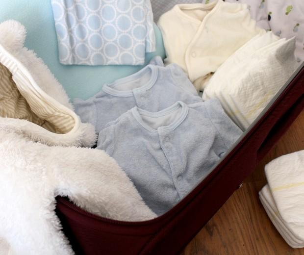 Lembranças do bebê (Foto: ThinkStock)