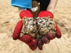 Hong Kong é criticado por vazamento de plástico em praias