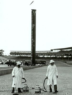 Painel de posições Indianápolis 1959