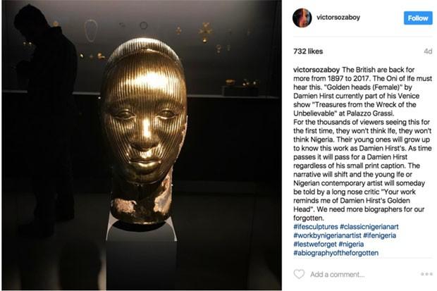 Artista contemporâneo mais rico do mundo é acusado de apropriação cultural (Foto: Reprodução)
