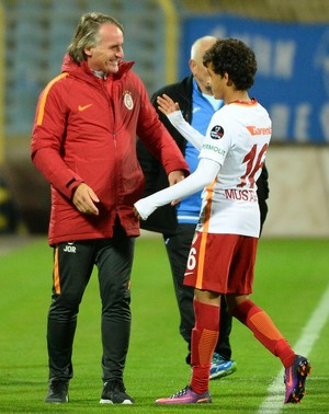 Mustafa Kapi Galatasaray (Foto: Divulgação / Facebook)