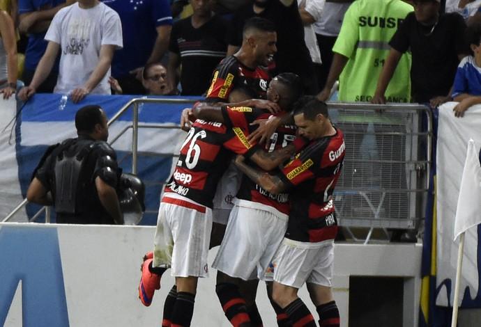 Alan Patrick, Flamengo x Cruzeiro (Foto: André Durão)