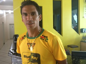 Souza fala sobre estreia no Rondoniense (Foto: Franciele do Vale)