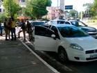 Três são presos e menor apreendido suspeitos de assaltos na Federação