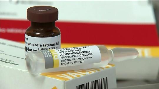 Vacina contra febre amarela está disponível na região de Itapetininga