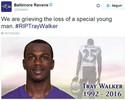 CB dos Ravens, Tray Walker, de 23 anos, morre após acidente de moto