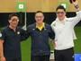 Felipe Wu bate campeão olímpico e conquista o ouro na Copa do Mundo