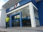 Homens tentam instalar 'chupa-cabras' em agência da Caixa na capital