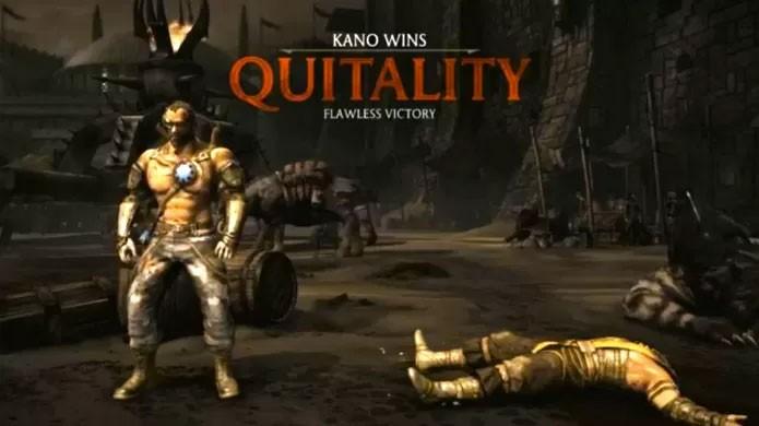 MKX terá Quitality no modo online (Foto: Divulgação)
