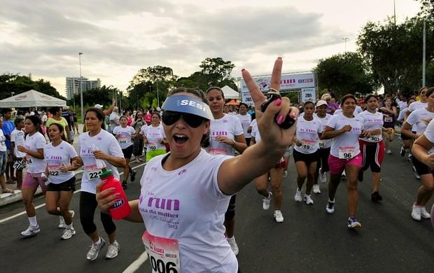 Corrida da Mulher (Foto: Antonio Lima/Semdej)