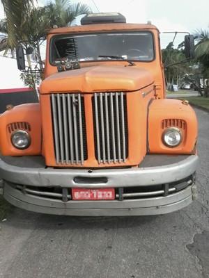 Carreta furtada foi recuperada (Foto: Divulgação/Polícia Militar)