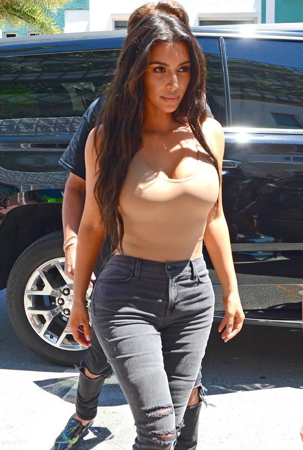 Kim Kardashian (Foto: AKM GSI / AKM GSI Brasil)
