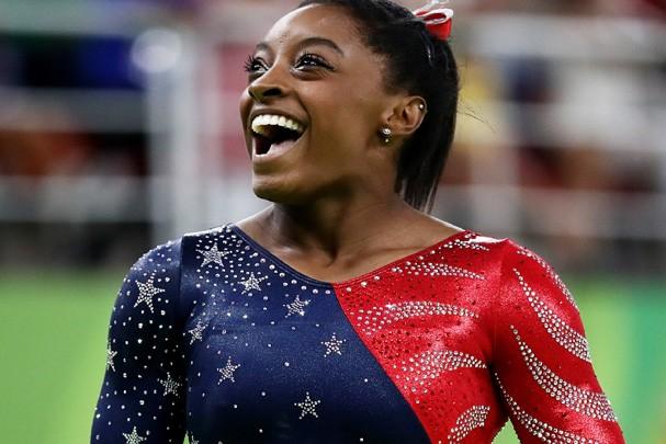 Simone Biles na Rio 2016 (Foto: Getty Images)