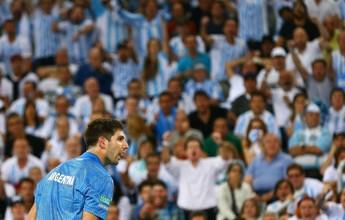 Argentina supera Croácia em Zagreb e conquista inédito título da Copa Davis