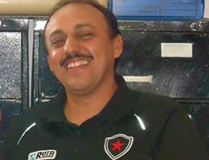 zezinho botafogo, botafogo-pb (Foto: Divulgação / Botafogo-PB)