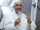 Encontro do Papa com tabeliã contra união gay 'não é apoio', diz Vaticano