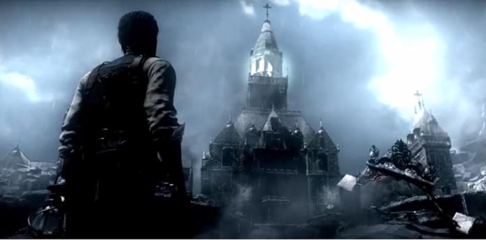 The Evil Within ganhou um novo trailer para a TGS que lembra um pesadelo. (Foto: Reprodução/ YouTube)