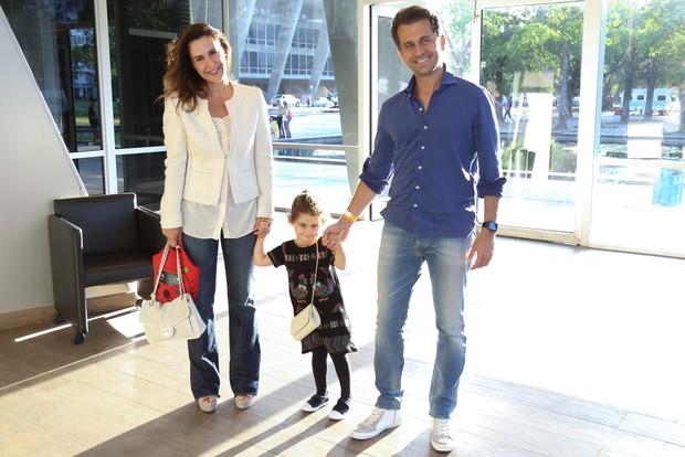Guilhermina Guinle, Leonardo Antonelli e Mina (Foto: Roberto Filho / BRAZIL NEWS)