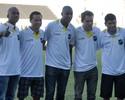 ABC regulariza mais três jogadores; Geovani acerta com Vila Nova